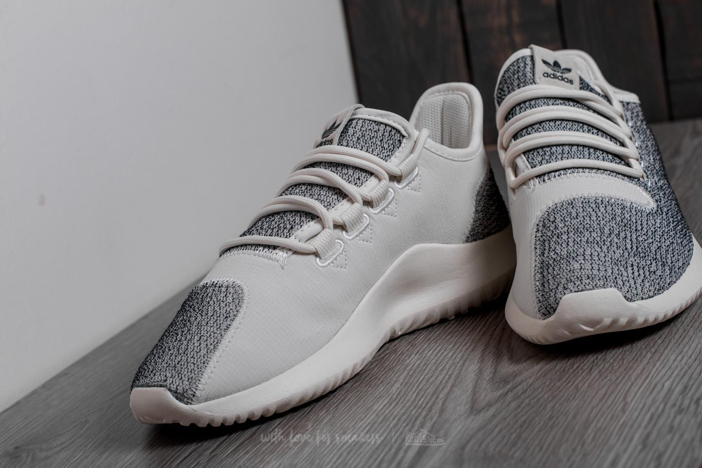 newest e5631 d5d6c adidas Tubular Shadow Off White/ Off White/ Off White | Footshop