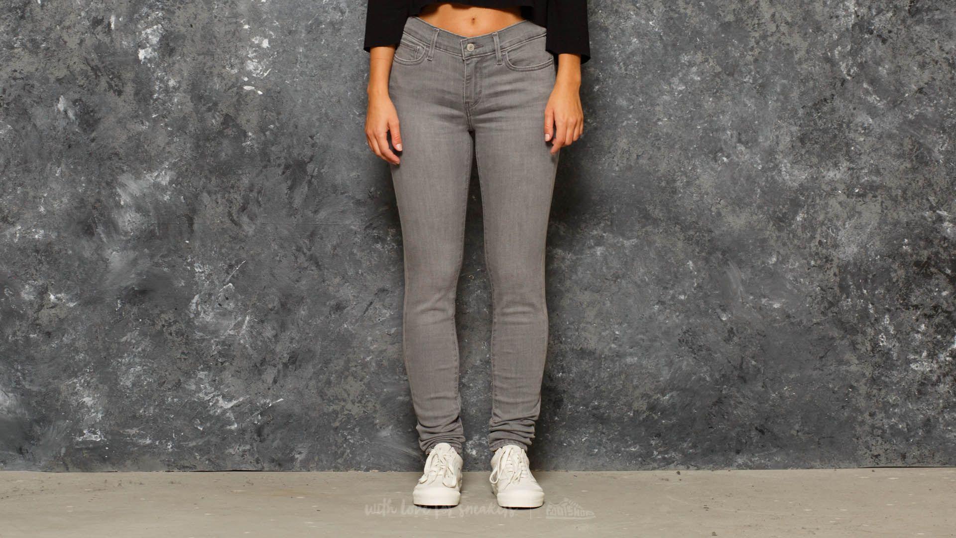 0d1f6f7827e Levi s® 710 Super Skinny Jeans Grey Area