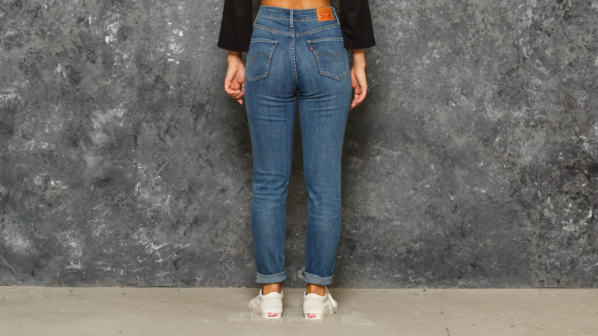 9d53602a296 Levi's® 721 High Rise Skinny Jeans Fine Line at a great price $87 buy at