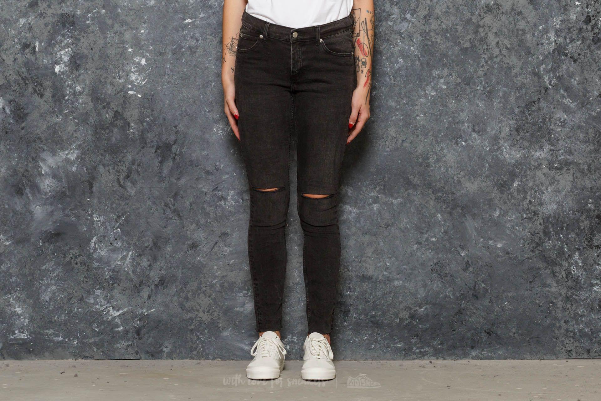Cheap Monday Tight Jeans Cosmo Black za skvělou cenu 760 Kč koupíte na Footshop.cz