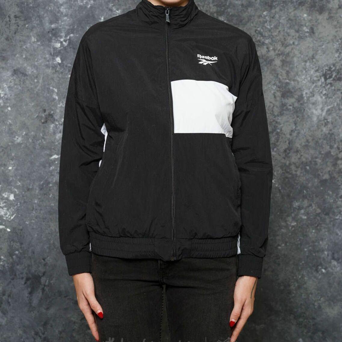Reebok LF Vector Jacket Black/ Black M
