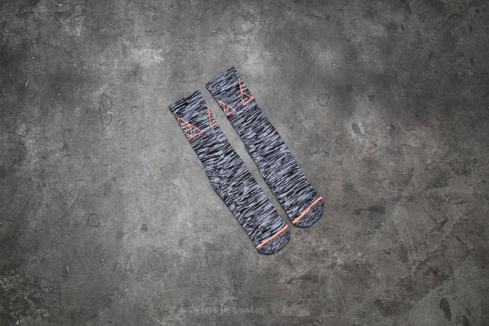 HUF Triple Traingle Melange Crew Sock