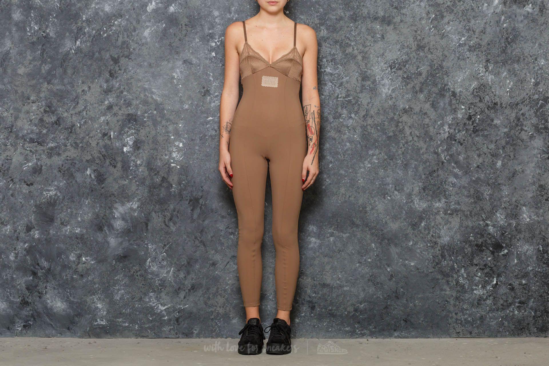 Puma Fenty x Rihanna Lace Detail Full Bodysuit Natural za skvělou cenu 3 090 Kč koupíte na Footshop.cz
