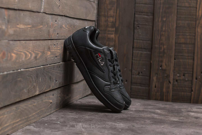 FILA FX100 Low Black/ Black