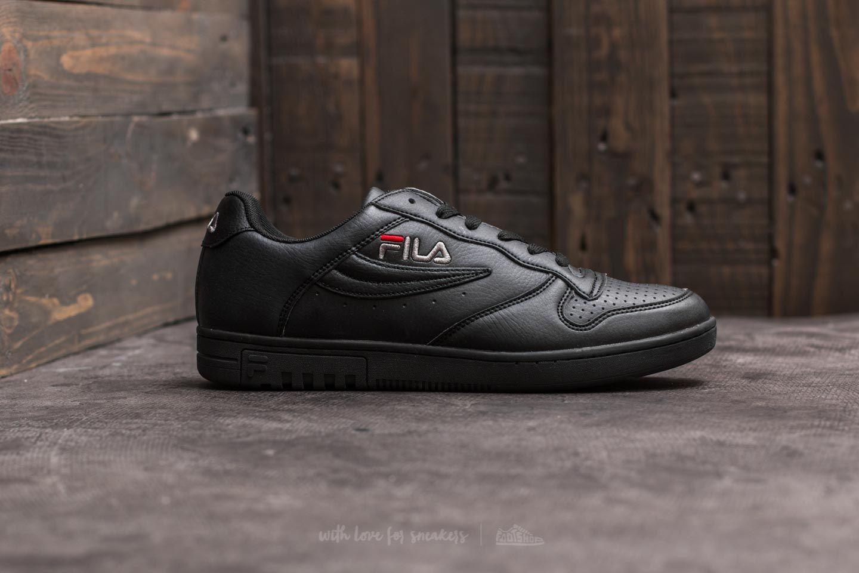 FILA FX100 Low Black/ Black | Footshop