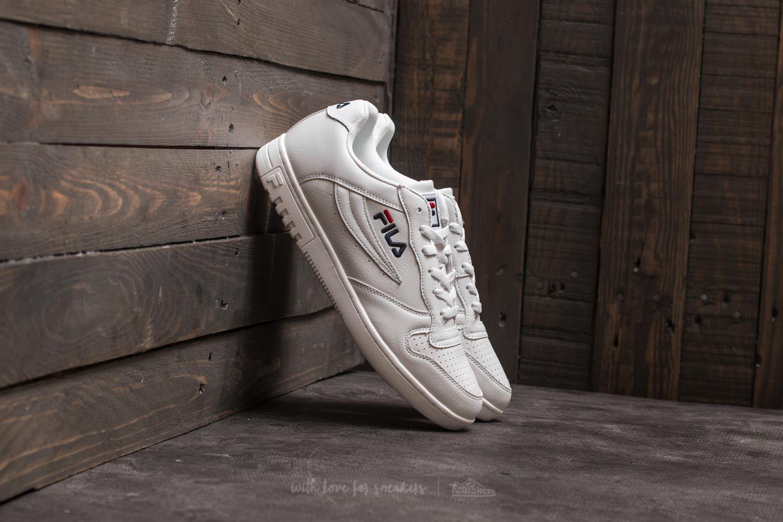 724a5907 FILA FX100 Low White | Footshop