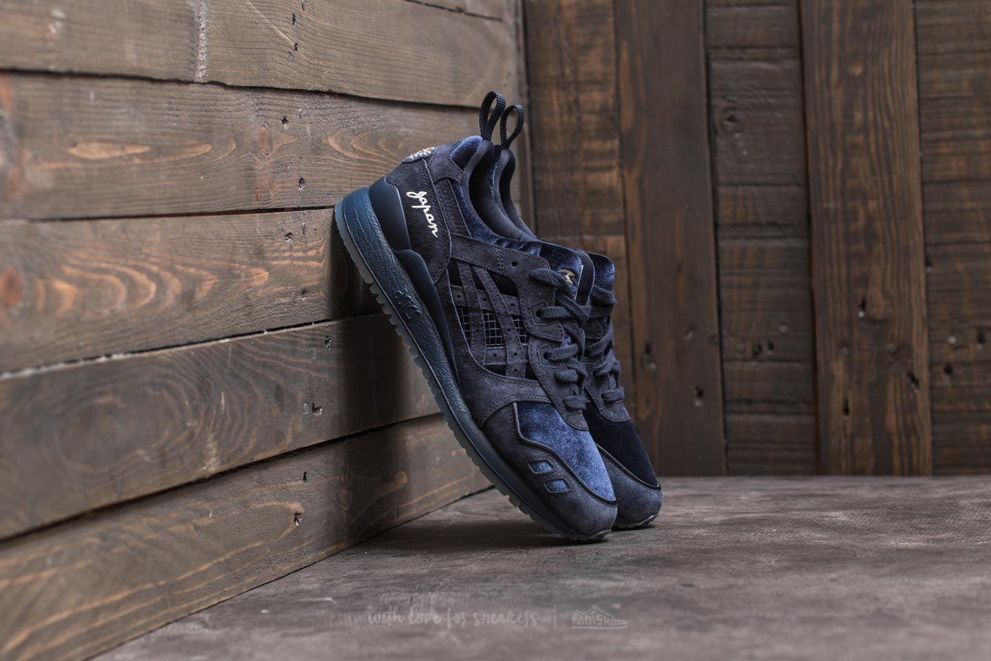 photos officielles b8799 0ab74 Asics Gel-Lyte III Navy/ Navy/ Cream | Footshop