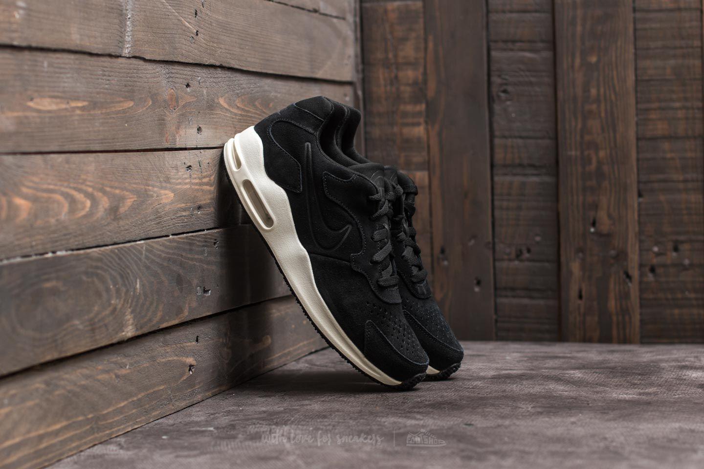 Nike Air Max Guile Premium Black Black Sail Anthracite | Footshop