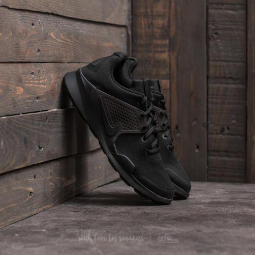 54a1e9bfeb4 Nike Arrowz (GS) Black  Black-Black