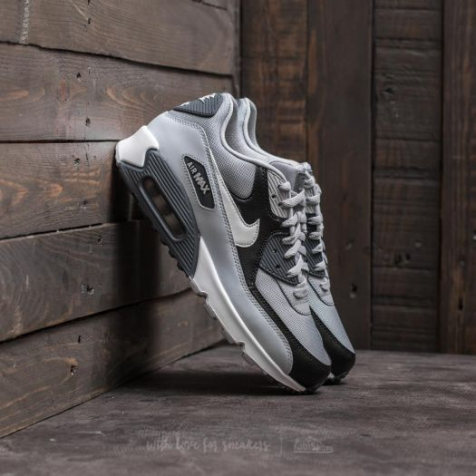 Nike Air Max 90 Essential Wolf Grey White Pure Platinum | Footshop