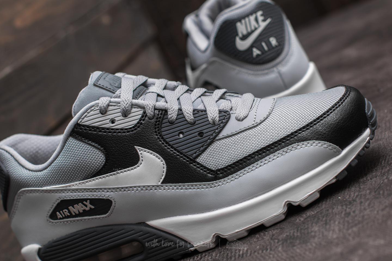 Nike Air Max 90 Essential Wolf Grey White Pure Platinum | Footshop
