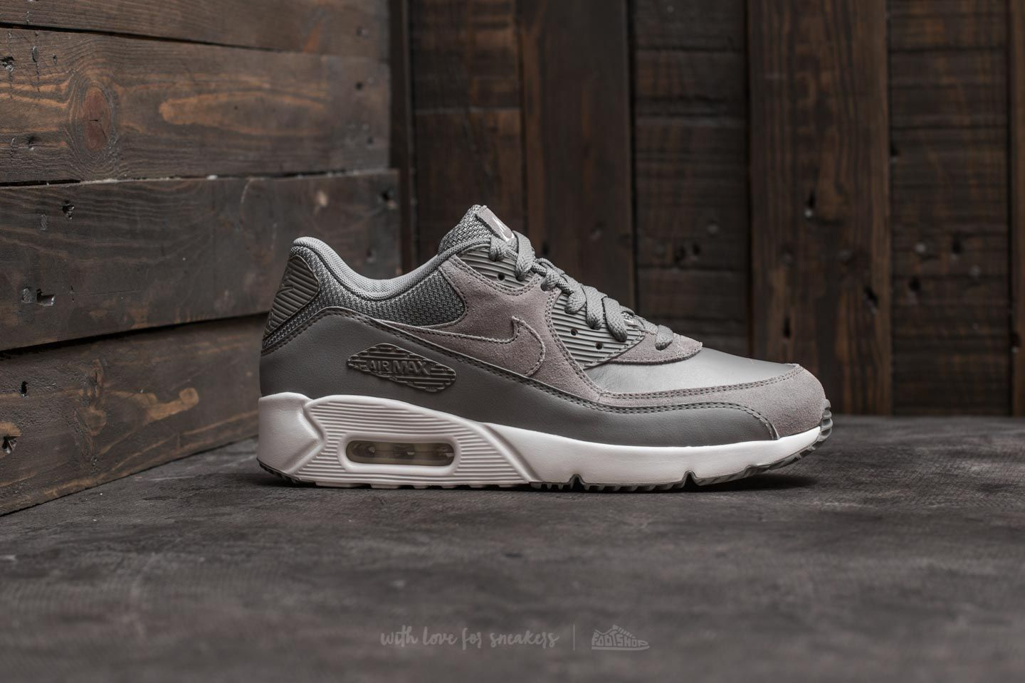 Nike Air Max 90 Ultra 2.0 LTR Black Summit White Purchaze
