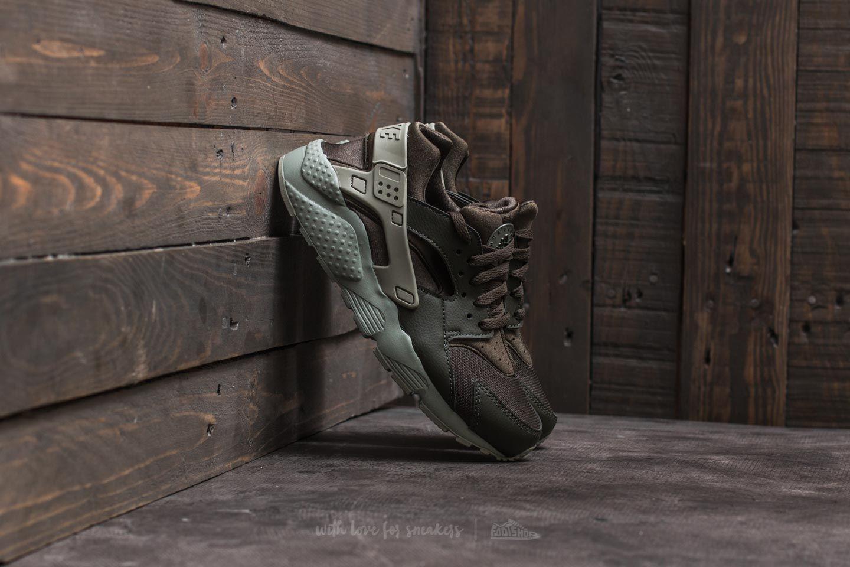 0e5936c23c6 Nike Huarache Run (GS) Sequoia  Dark Stucco