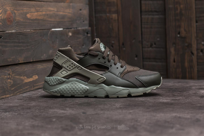 Nike Huarache Run (GS) Sequoia/ Dark Stucco | Footshop