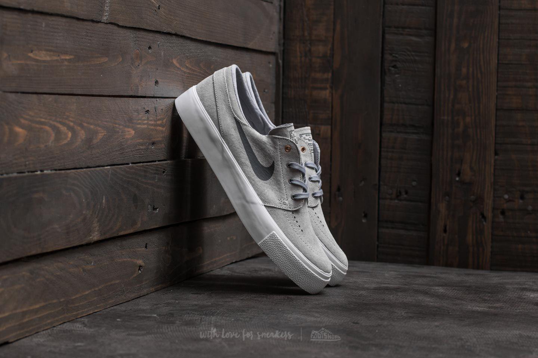 4098ea882ae4 Nike SB Zoom Janoski High Tape Wolf Grey  Dark Grey