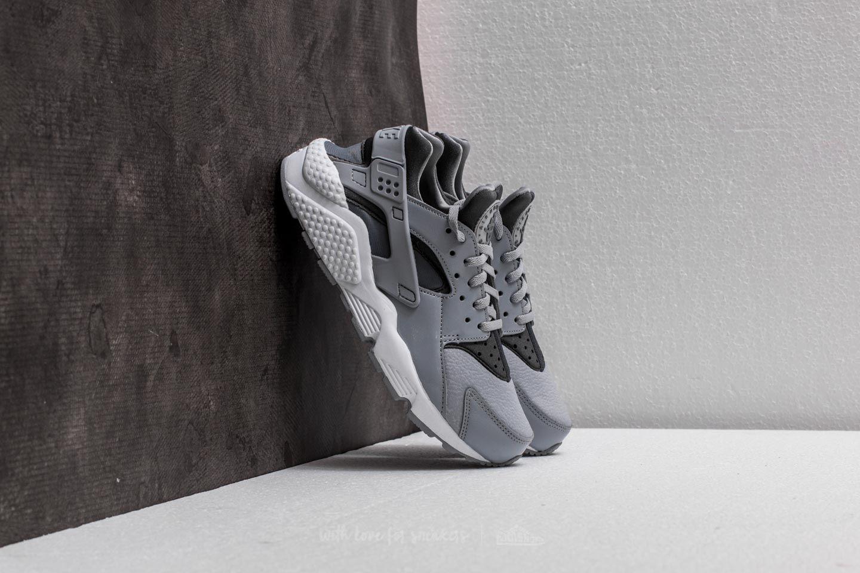 new styles c9a1d 1e863 Nike Wmns Air Huarache Run Wolf Grey/ Cool Grey-Black | Footshop