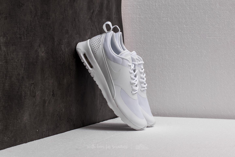 61416da2f649 Nike Wmns Air Max Thea White  White-White