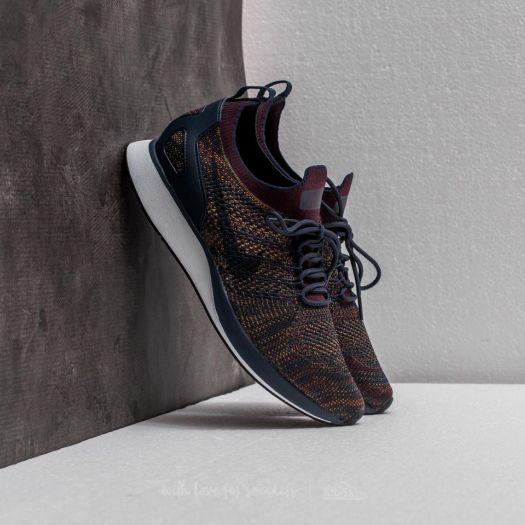 difícil Zoológico de noche Autónomo  Men's shoes Nike Air Zoom Mariah Flyknit Racer College Navy/ Bordeaux |  Footshop
