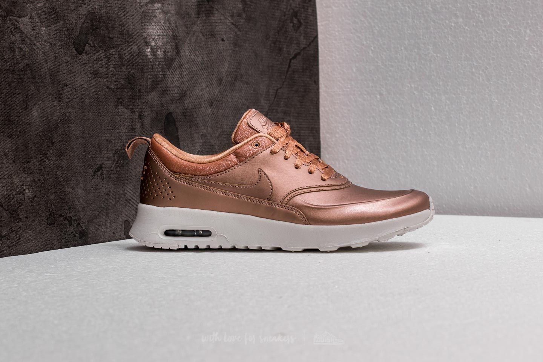 nike air max thea femme bronze