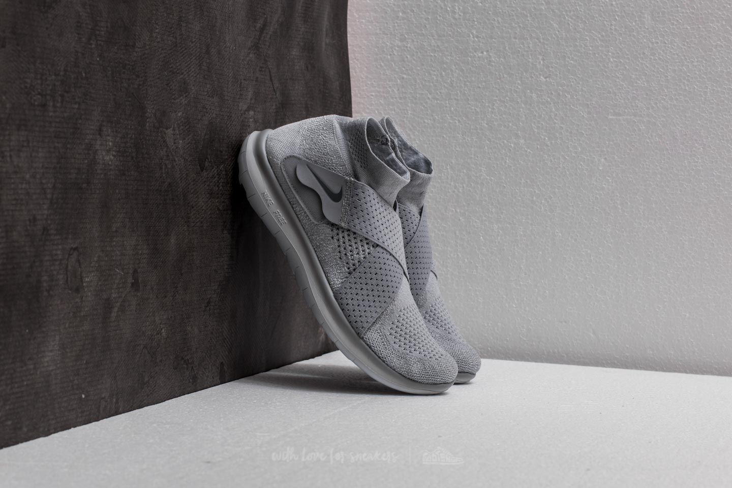 on sale 84064 f5e0f Nike W Free RN Motion Flyknit 2017 Wolf Grey/ Cool Grey at a great price