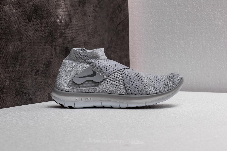108ae3a35cd Nike W Free RN Motion Flyknit 2017 Wolf Grey/ Cool Grey | Footshop
