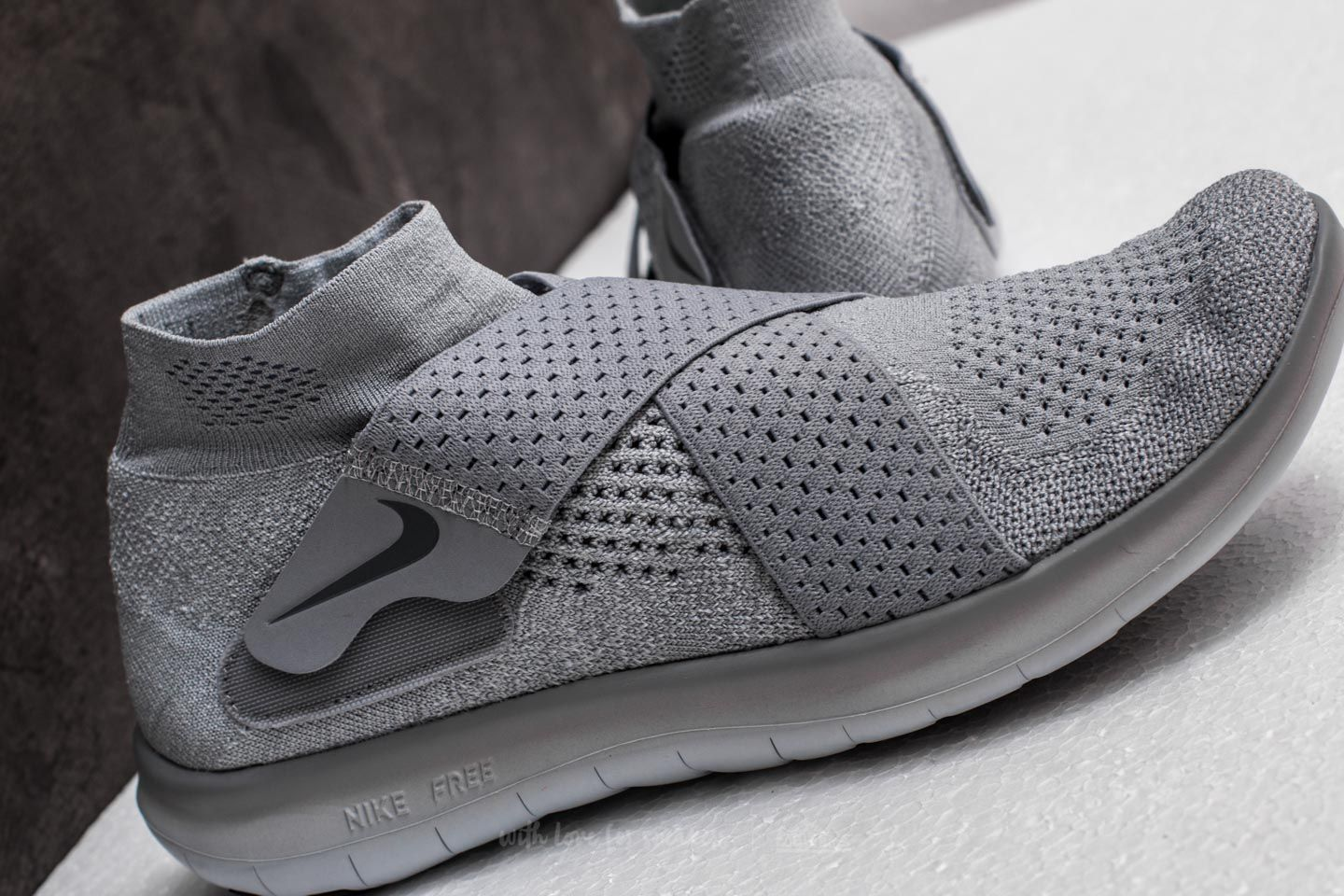 f9869f2fc9 Nike W Free RN Motion Flyknit 2017 Wolf Grey  Cool Grey at a great price