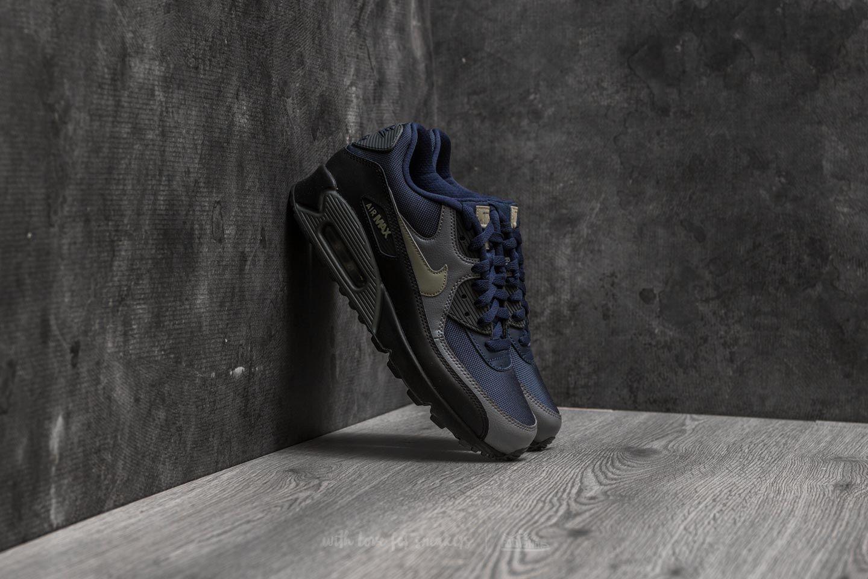 Nike Air Max 90 Essential Obsidian Dark Stucco Black | Footshop