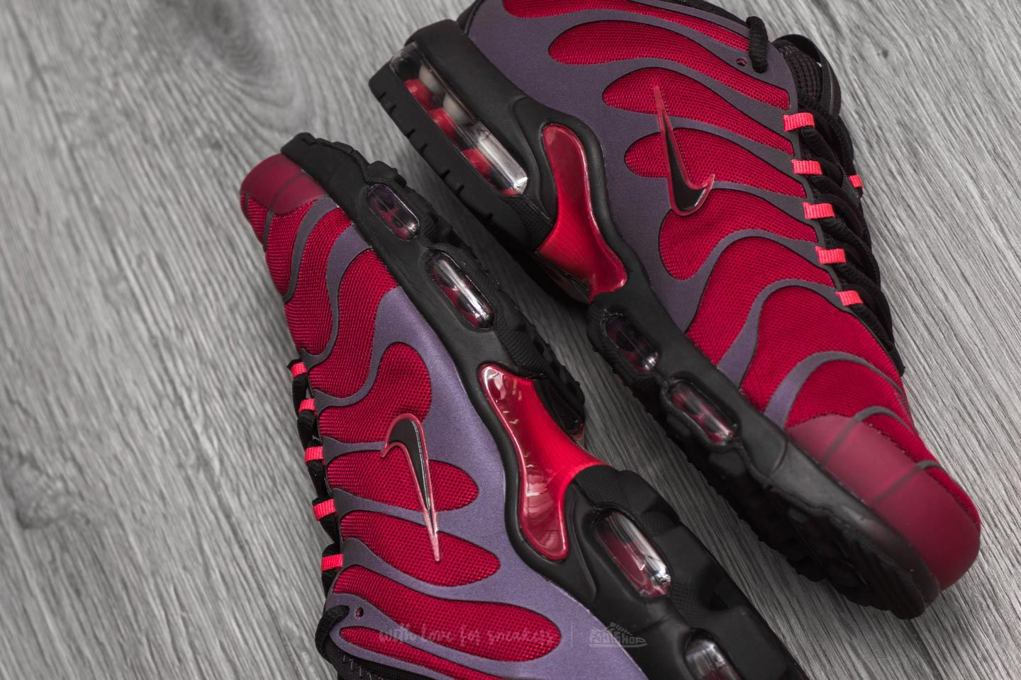 sports shoes 7cce8 b7f86 Nike Air Max Plus TN Ultra Noble Red/ Port Wine | Footshop