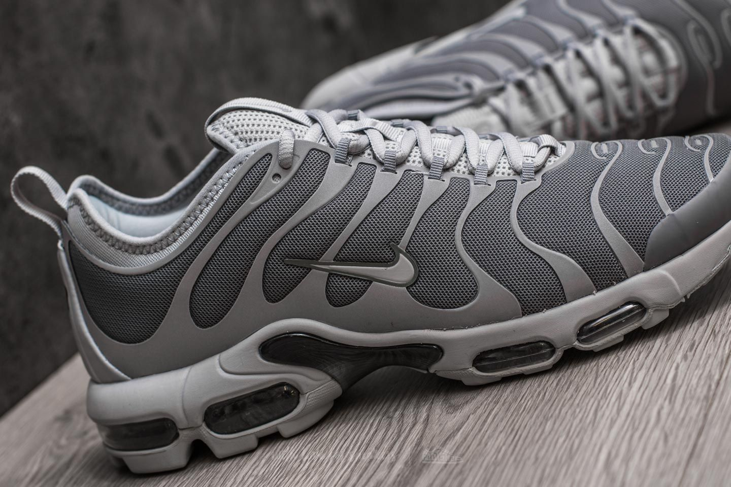 Men's Air Max Plus Tn Ultra Cool Grey Wolf Grey cool Gray
