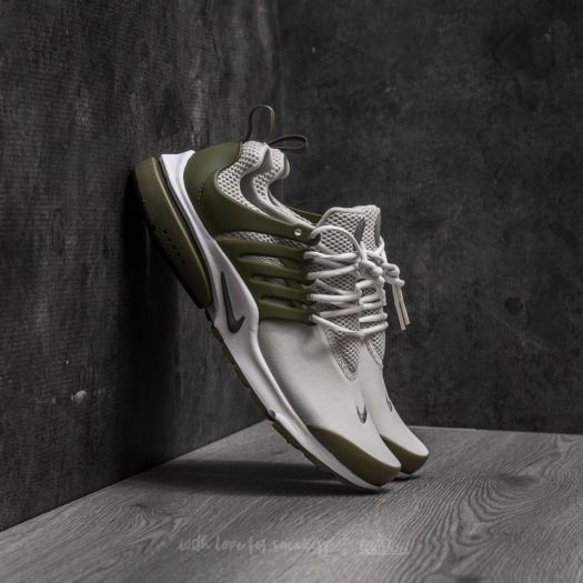 pretty cool official site nice shoes Nike Air Presto Essential Light Bone/ Dark Grey | Footshop