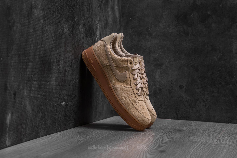 check out 6f18e b9c75 Nike Wmns Air Force 1 ´07 SE. Mushroom Mushroom