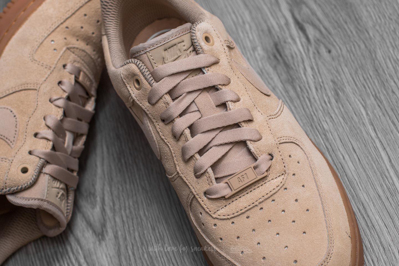 Nike Wmns Air Force 1 ´07 SE Mushroom Mushroom | Footshop