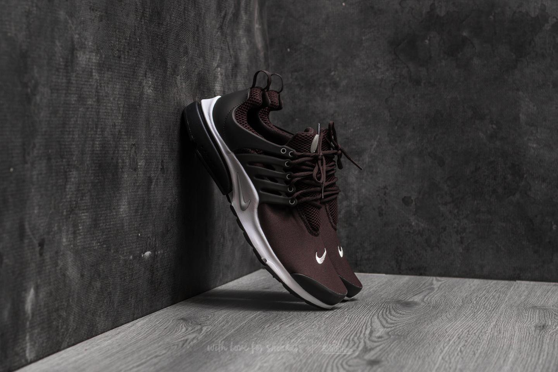 Nike Air Presto Essential Velvet Brown/ Light Bone