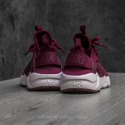 Nike Air Huarache Run Ultra SE (GS) Bordeaux/ Bordeaux-Tea Berry   Footshop