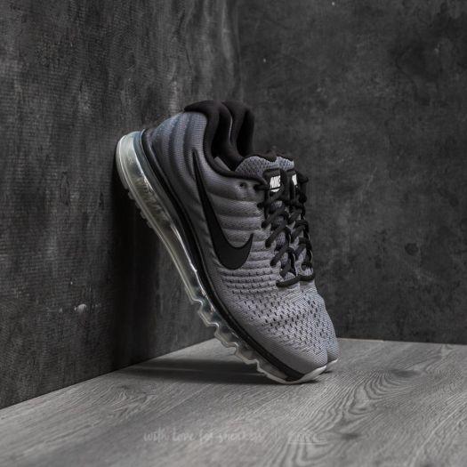 Nike Air Max 2017 Cool Grey Black Pure Platinum | Footshop
