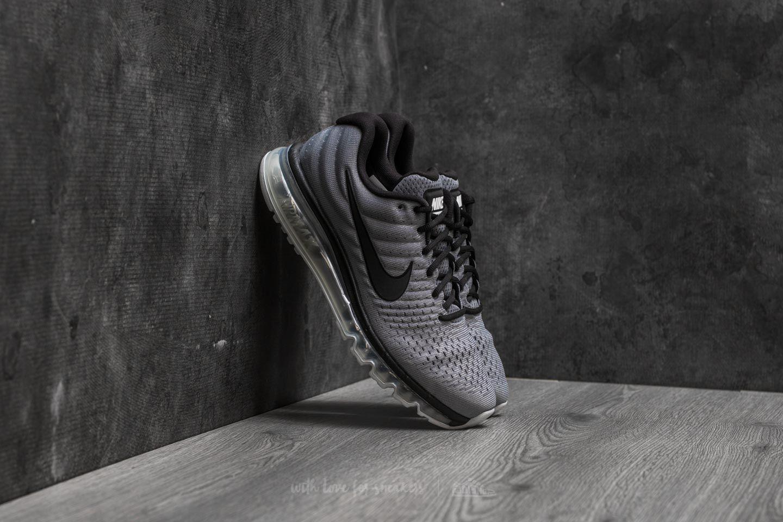 best website c9180 2b4de Nike Air Max 2017. Cool Grey  Black-Pure Platinum
