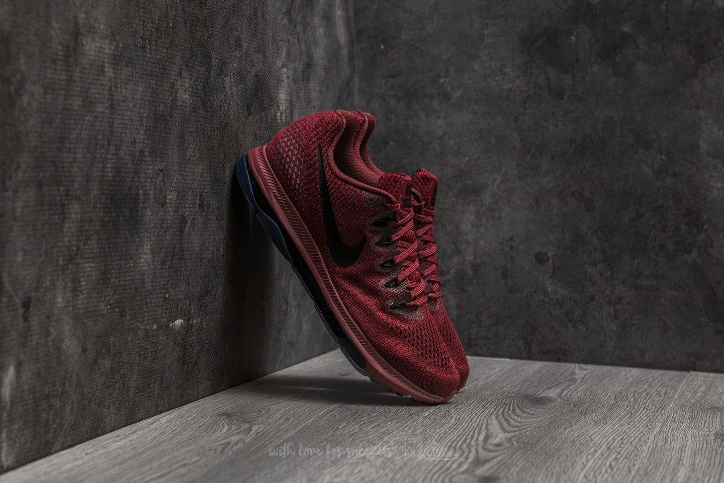 43d0684552a4 Nike Zoom All Out Low Dark Team Red  Black