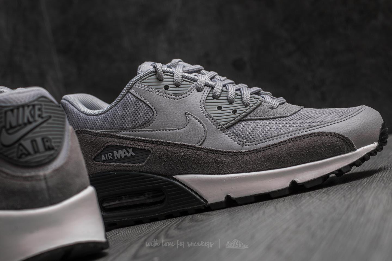 Nike Wmns Air Max 90 Cool Grey Wolf Grey Anthracite Footshop  Footshop