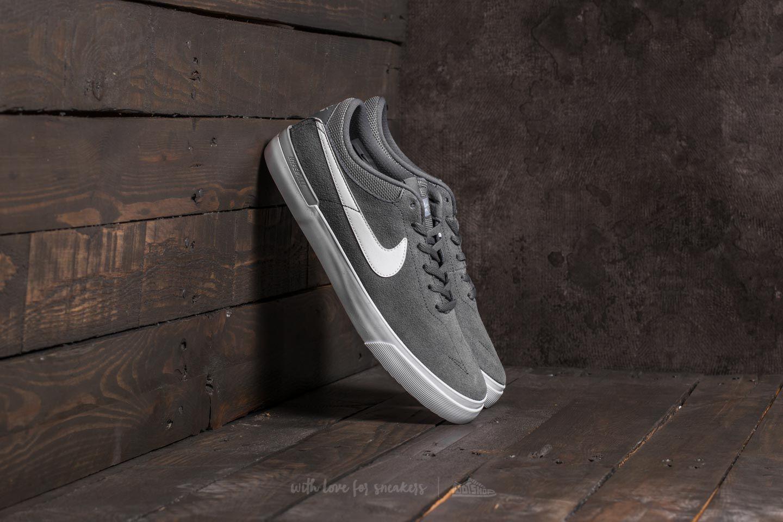 Nike SB Koston Hypervulc Cool Grey White Wolf Grey | Footshop