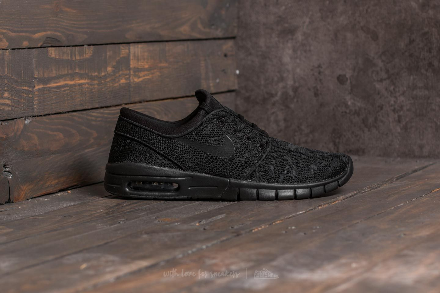 size 40 aa92b 29618 Nike Stefan Janoski Max Black  Black-Anthracite at a great price 128 € buy