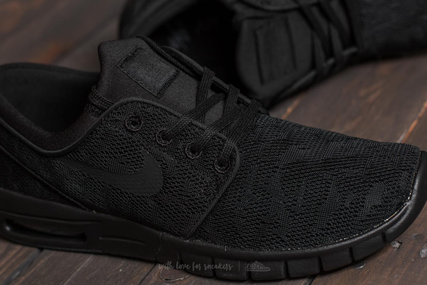 Nike Stefan Janoski Max Black  Black-Anthracite at a great price 128 € buy adf0d729f