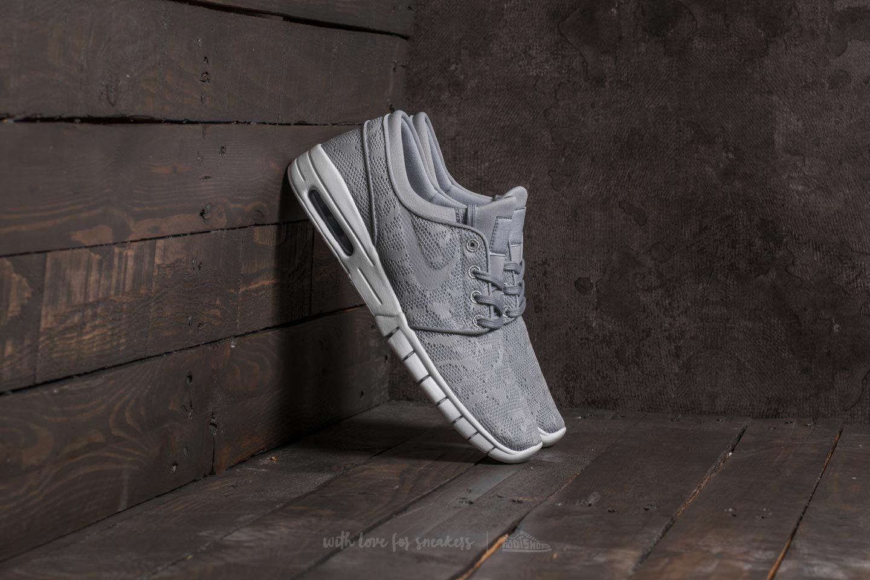 online store 3b35f 84921 Nike Stefan Janoski Max. Wolf Grey  Wolf Grey