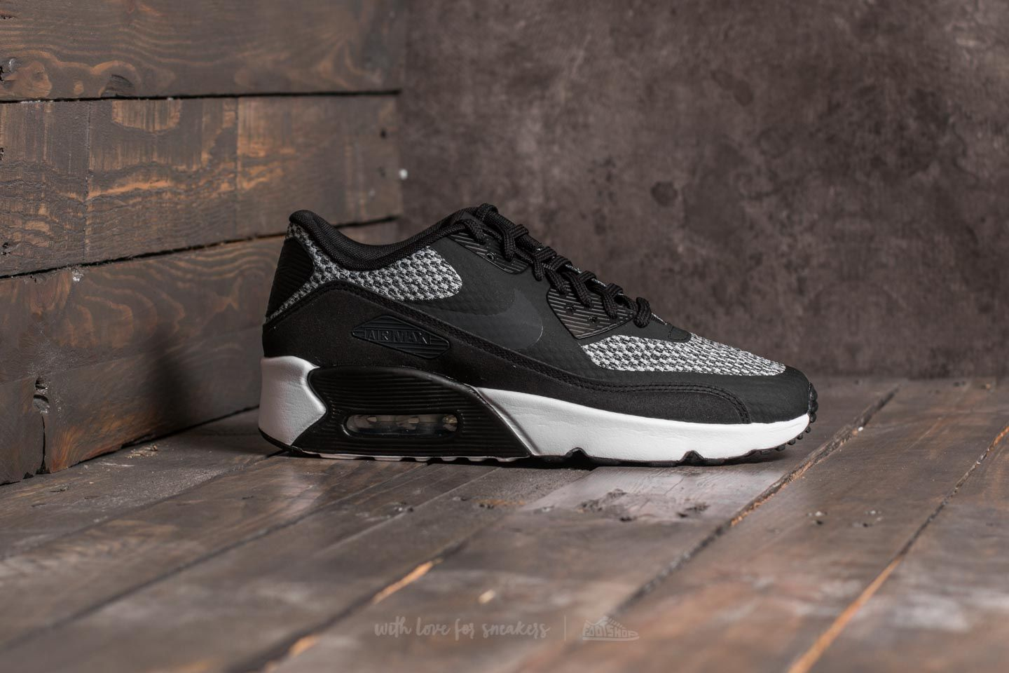 Nike Air Max 90 Ultra 2.0 SE Black Black Anthracite | Footshop