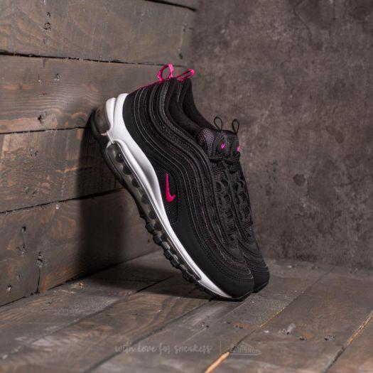 Nike Air Max 97 GS (Black Pink Prime White)