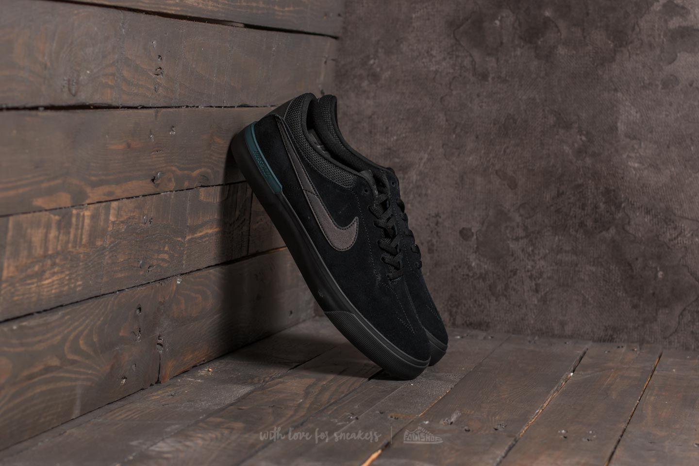 shoes Nike SB Koston Hypervulc Black