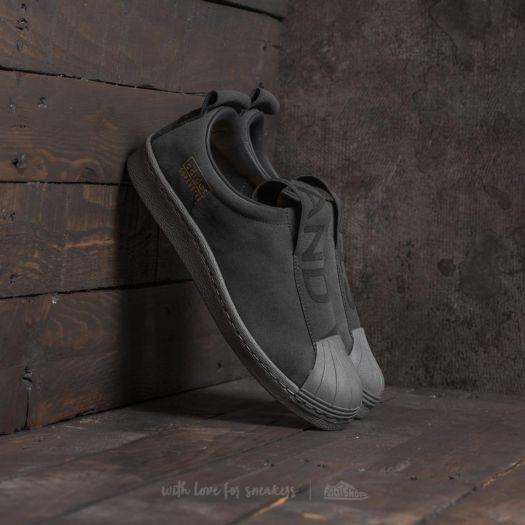 consumo Completamente seco Espejismo  Women's shoes adidas Superstar BW3S Slip On Grey Five/ Grey Five/ Grey  Three | Footshop