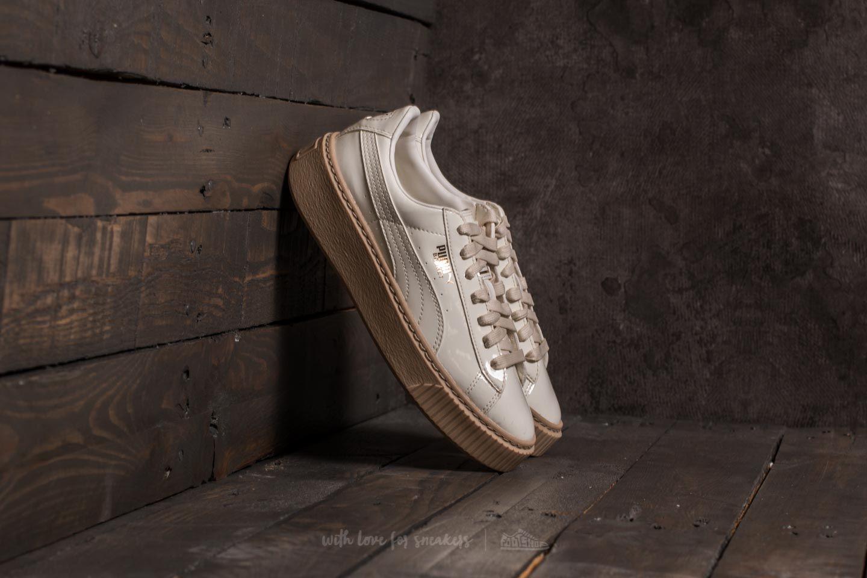shoes Puma Basket Platform Patent