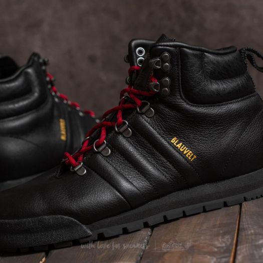 adidas Jake Blauvelt Boot Black 1 Black 1 University Red | Footshop