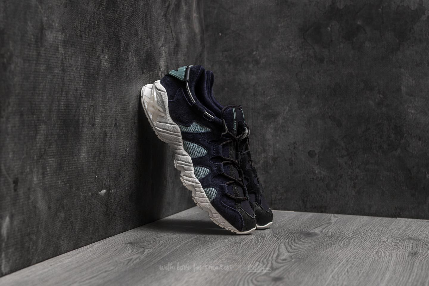 Asics Gel-Mai Navy/ Black