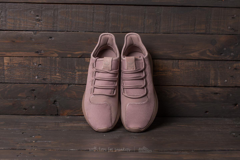 half off 48a4a faa53 adidas Tubular Shadow J Vapour Grey/ Vapour Grey/ Raw Pink ...